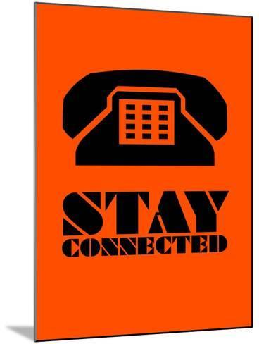 Stay Connected 3-NaxArt-Mounted Art Print