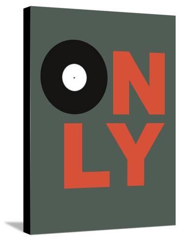 Only Vinyl 2-NaxArt-Stretched Canvas Print