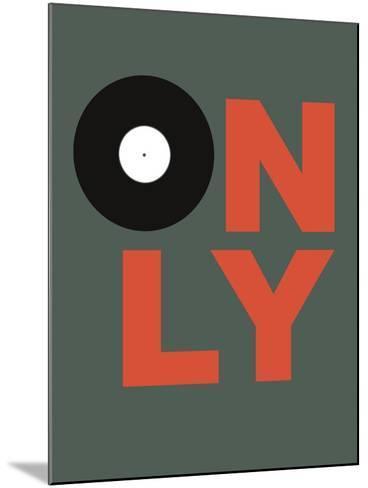 Only Vinyl 2-NaxArt-Mounted Art Print