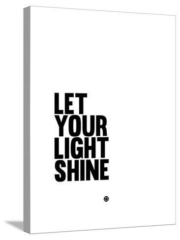 Let Your Lite Shine 1-NaxArt-Stretched Canvas Print