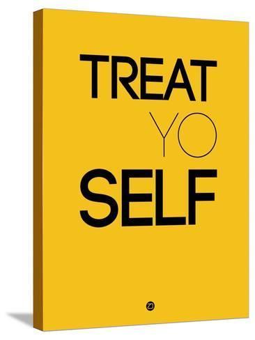Treat Yo Self 2-NaxArt-Stretched Canvas Print