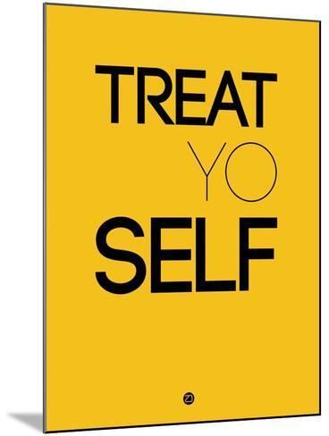 Treat Yo Self 2-NaxArt-Mounted Art Print