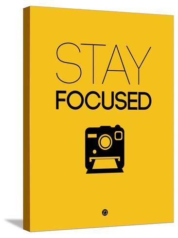 Stay Focused 2-NaxArt-Stretched Canvas Print