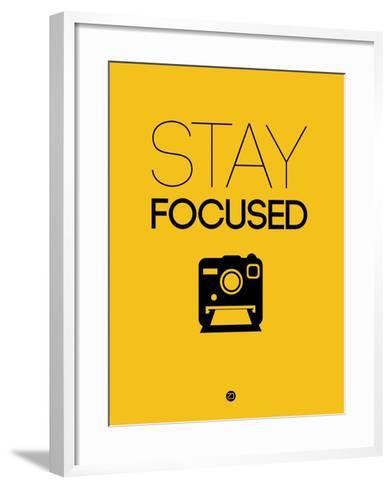 Stay Focused 2-NaxArt-Framed Art Print
