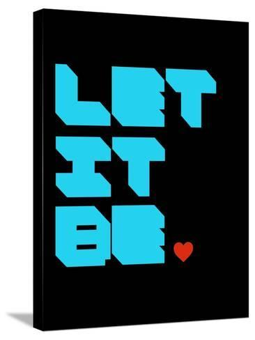 Let it Be 3-NaxArt-Stretched Canvas Print