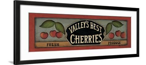 Valley's Best-Kim Lewis-Framed Art Print