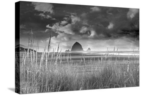 Evening View-Dennis Frates-Stretched Canvas Print