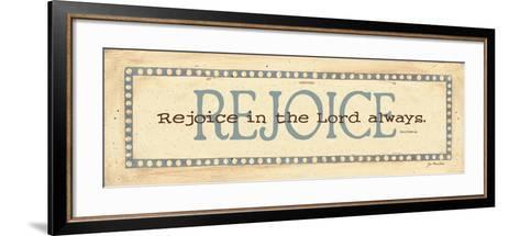 Rejoice-Jo Moulton-Framed Art Print