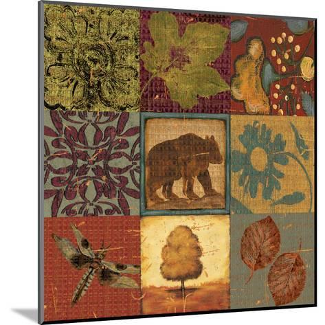 Teton Tapestry I-Jo Moulton-Mounted Art Print