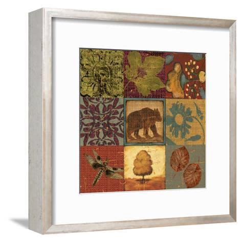 Teton Tapestry I-Jo Moulton-Framed Art Print