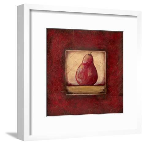 Pear II-Jo Moulton-Framed Art Print