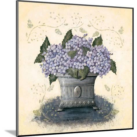 The Color Purple I-Jo Moulton-Mounted Art Print