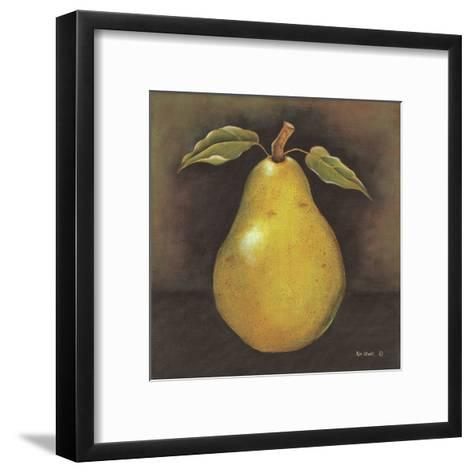 Green Pear-Kim Lewis-Framed Art Print