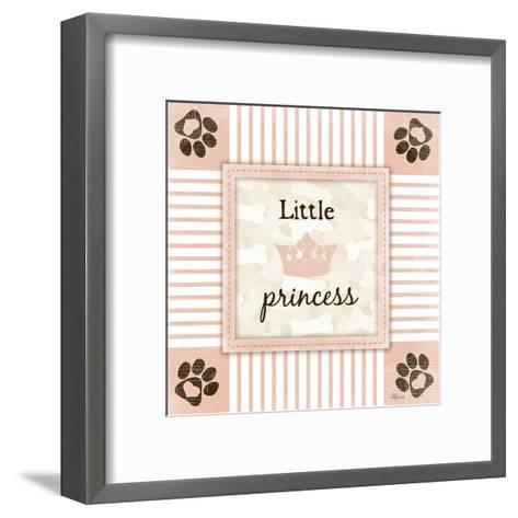 Little Princess-Jennifer Pugh-Framed Art Print