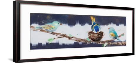 Patience-Ninalee Irani-Framed Art Print