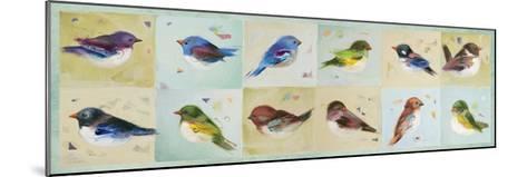 The Birds-Ninalee Irani-Mounted Art Print