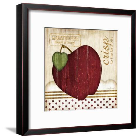 Crisp-Jennifer Pugh-Framed Art Print