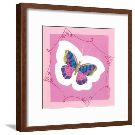Butterfly III-Cindy Shamp-Framed Art Print