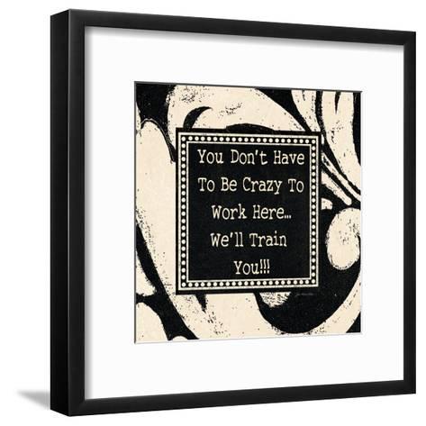 Crazy-Jo Moulton-Framed Art Print