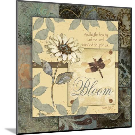 Bloom-Jo Moulton-Mounted Art Print