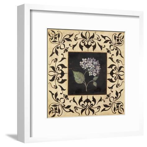Hydrangea-Jo Moulton-Framed Art Print