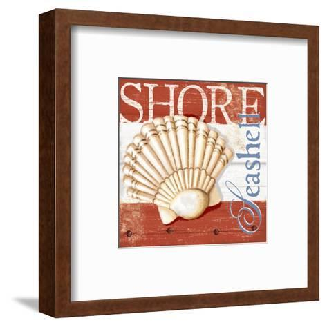 Shore-Kathy Middlebrook-Framed Art Print