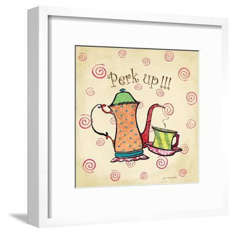 Perk Up-Jo Moulton-Framed Art Print