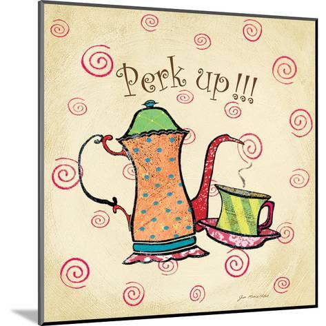 Perk Up-Jo Moulton-Mounted Art Print