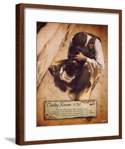 Reason No. 39-Shawnda Craig-Framed Art Print