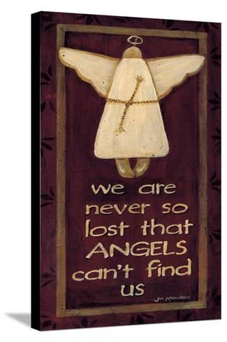 We are Never So Lost-Jo Moulton-Stretched Canvas Print