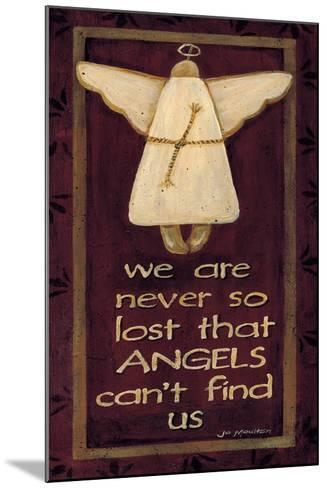 We are Never So Lost-Jo Moulton-Mounted Art Print