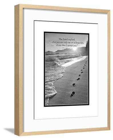 I Carried You-Dennis Frates-Framed Art Print