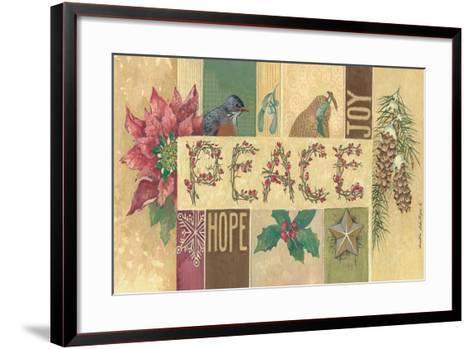 Peace-Anita Phillips-Framed Art Print