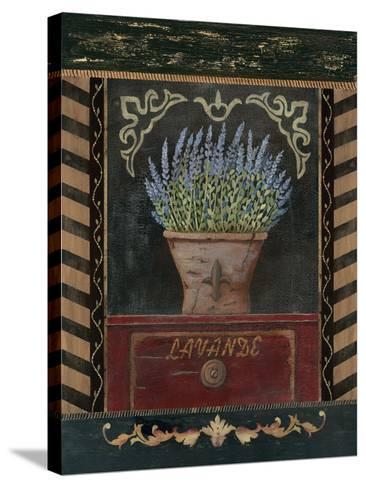 Lavander-Jo Moulton-Stretched Canvas Print