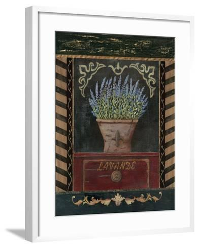 Lavander-Jo Moulton-Framed Art Print