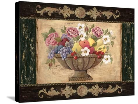 Harvest II-Jo Moulton-Stretched Canvas Print