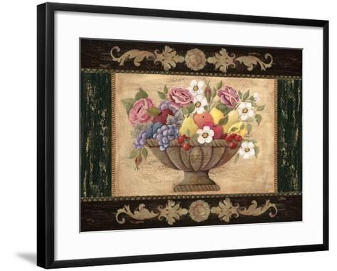 Harvest II-Jo Moulton-Framed Art Print