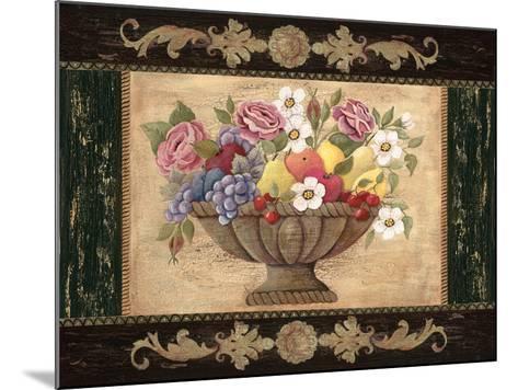 Harvest II-Jo Moulton-Mounted Art Print