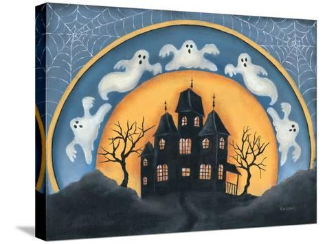 Haunted House-Kim Lewis-Stretched Canvas Print