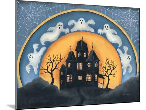 Haunted House-Kim Lewis-Mounted Art Print