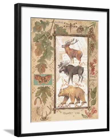 Big Game-Anita Phillips-Framed Art Print