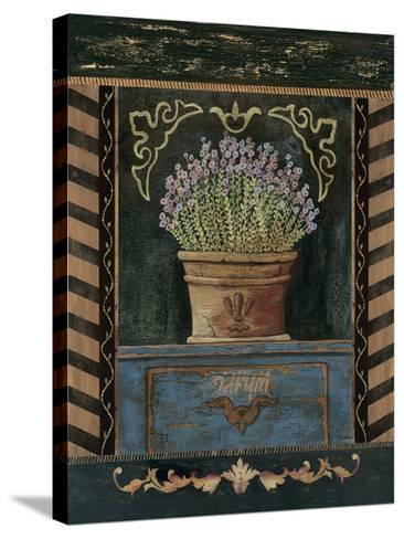 Thyme-Jo Moulton-Stretched Canvas Print
