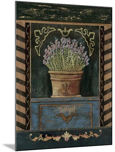 Thyme-Jo Moulton-Mounted Art Print