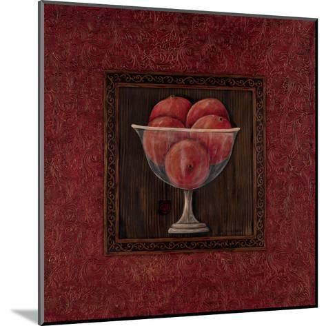 Fruit Compote I-Jo Moulton-Mounted Art Print