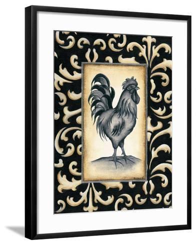 Rooster I-Kim Lewis-Framed Art Print