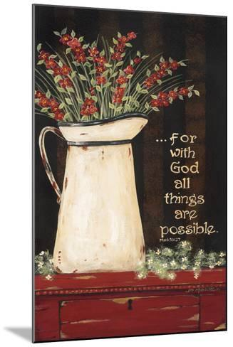 All Things are Possible-Jo Moulton-Mounted Art Print