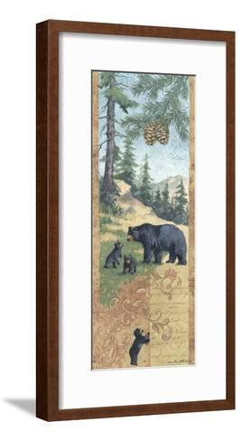 Morning Stroll-Anita Phillips-Framed Art Print