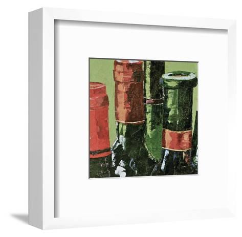 Really Big Reds--Framed Art Print