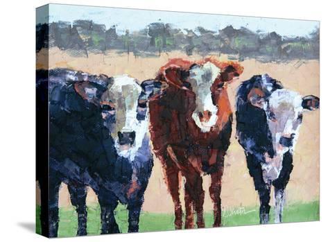 Three Jerseys--Stretched Canvas Print