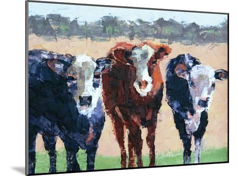 Three Jerseys--Mounted Art Print